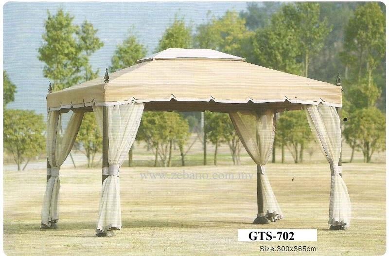 Garden Party tent & Garden party tent GTS-702 - ZEBANO