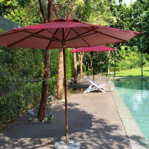 Center Pole Patio Umbrella US-1003ALU