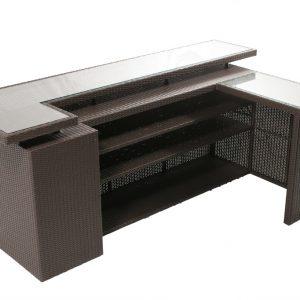 Rattan Bar Counter BS-5004