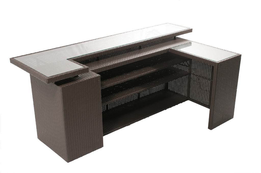Rattan Bar Counter BS-5004