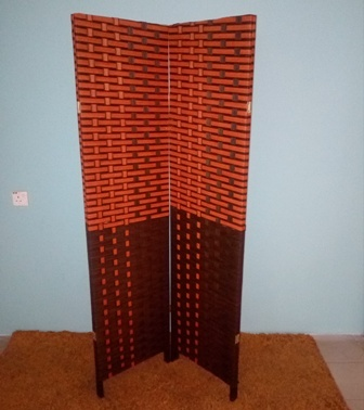 Bamboo partition, divider, screen (13)