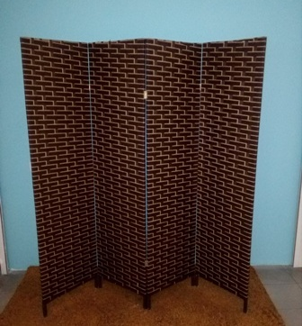 Bamboo Partition, Divider, Screen (8)