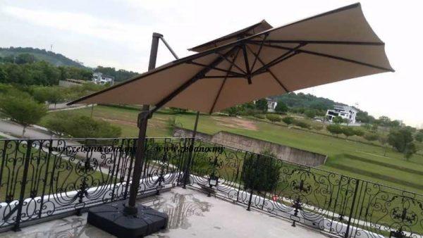 Roof top Bungalow Parasol