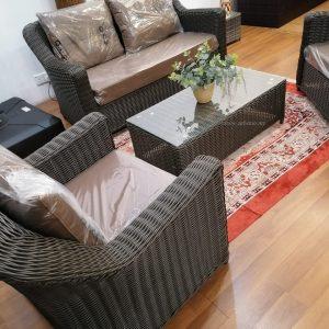 Classic Outdoor Wicker Sofa Sets SS 0986 ZEBANO (3)