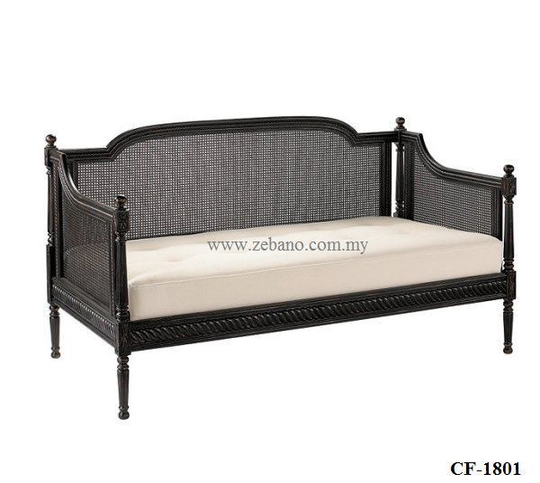 Classic royal day bed Cane CF-1801 (5)
