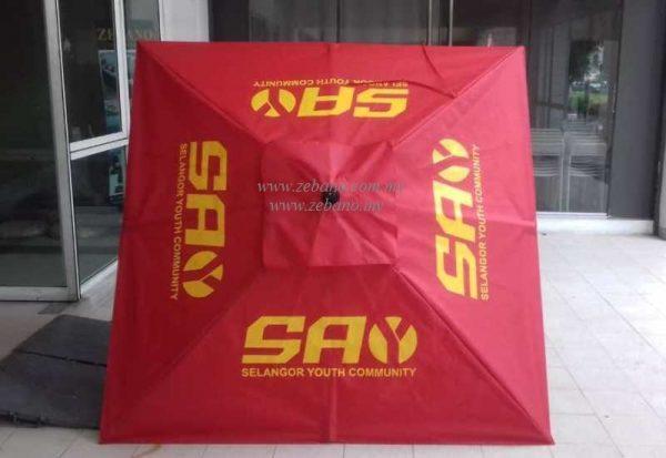 Event Umbrella Zebano