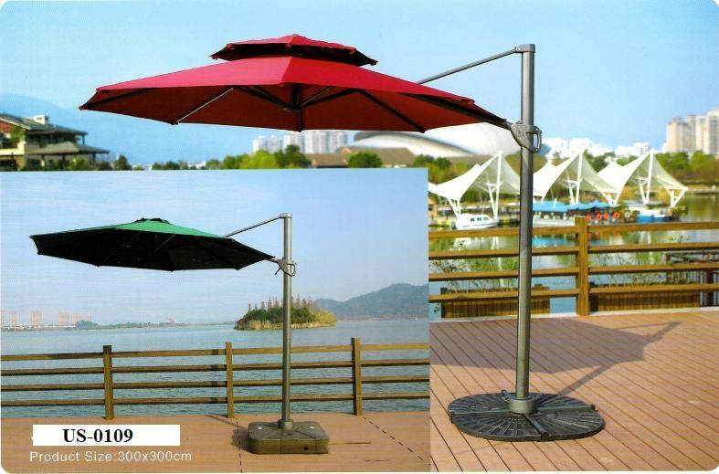 Garden Cantilever Umbrella US-0109