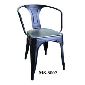 Low Back Metal Chair MS-6002