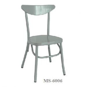 Cafe Metal Chair MS-6006