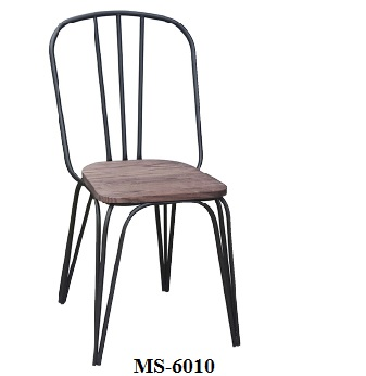 Rod Metal Chair MS-6010