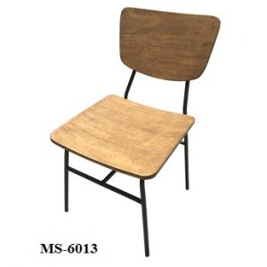 Coffee Shop Chair MS-6013