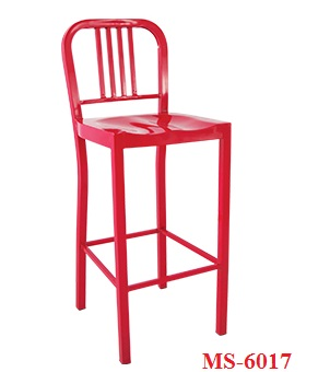 Metal Bar Chair MS-6017