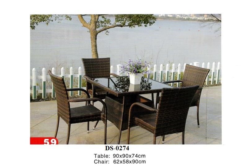 Outdoor Wicker Chair DS 0274