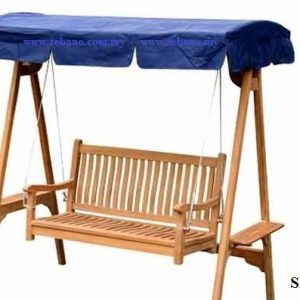 Outdoor Teak Wood Swing SHS-T01