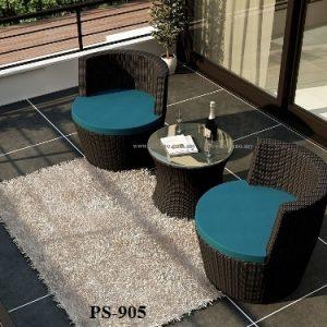 Wicker Deck Patio Set PS-905