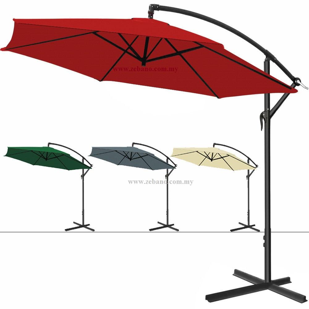 Patio Umbrella zebano