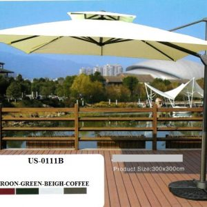 Pool Cantilever Umbrella US-0111B