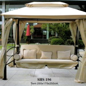 Outdoor Swing With Mosquito Net SHS-196