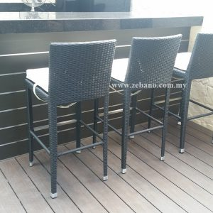 Wicker Bar Set BS 5001 (1)