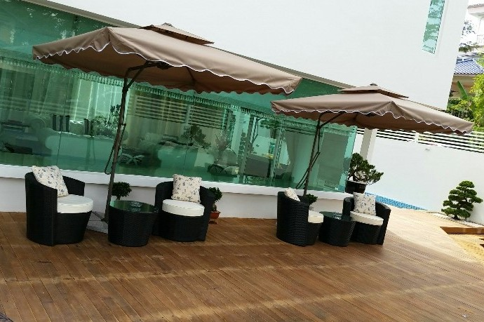 Wicker Patio Set PS 081C Country Golf Resort @Kajang