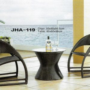 Wicker Rattan Patio Set PS-119