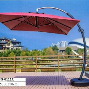 Zebano Garden Umbrella US-0111C