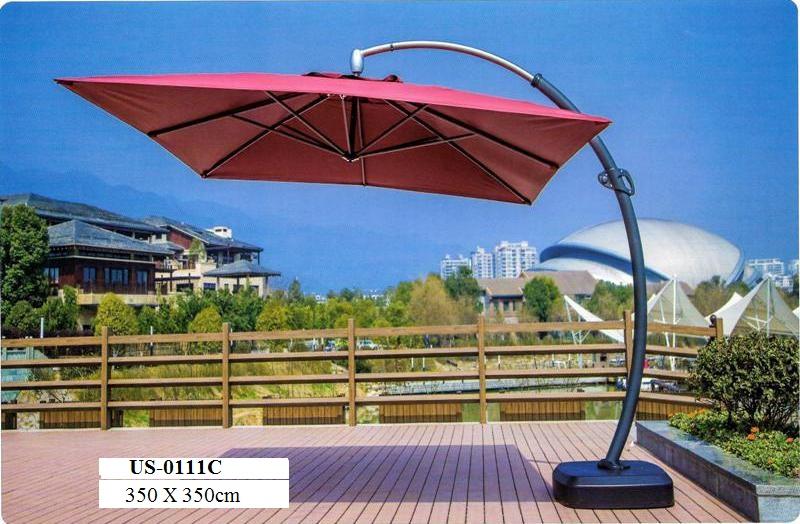 Zebano Garden Umbrella US-0111C