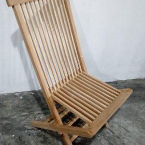 Teak Folding Chair SC15