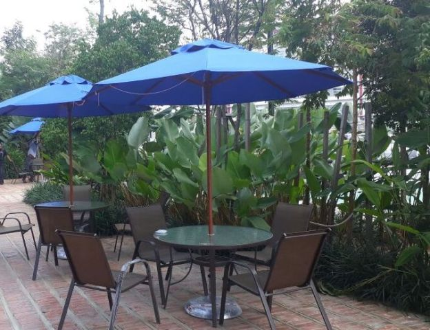 patio umbrella zebano