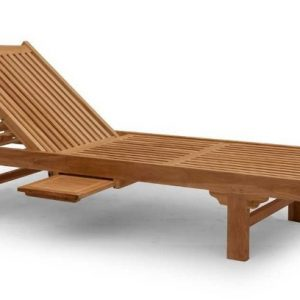Easy Movable Pool Lounger LS-334