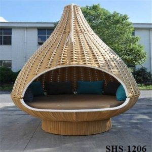 Wonderful Birds Nest Hanging Day Bed (2)