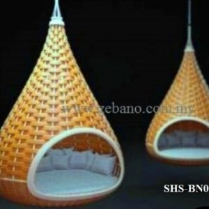 Birds Nest Hanging Day Bed SHS-BN001