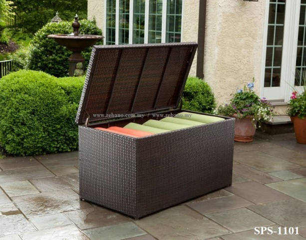 Wicker Storage Box SPS-1101