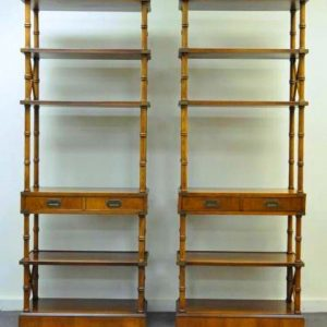 Bamboo Design Book Shelf