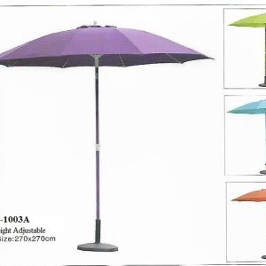 Center Pole Mushroom Design Umbrella US-1003A