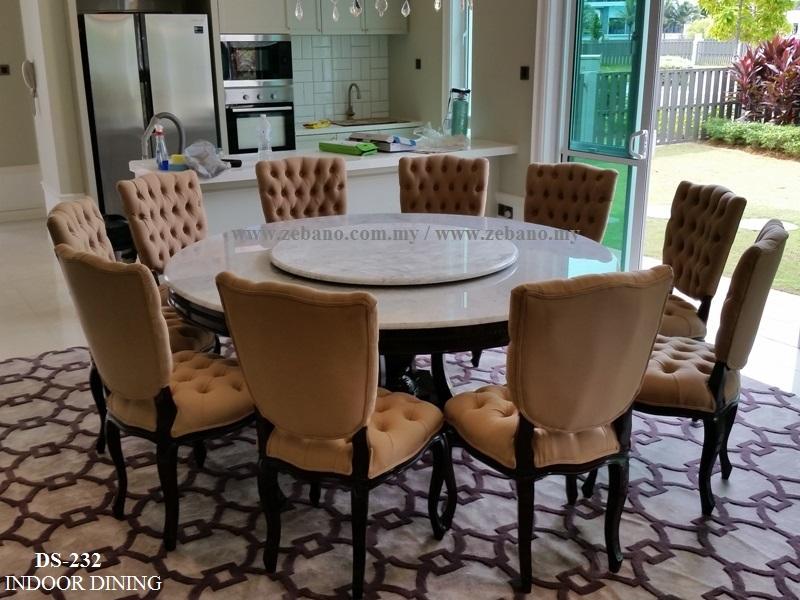 Indoor Dining Set Round (3)