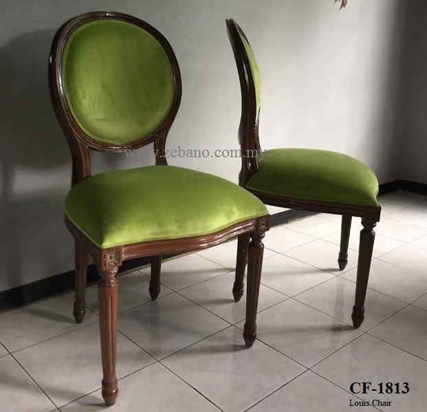 louis chair supplier malaysia