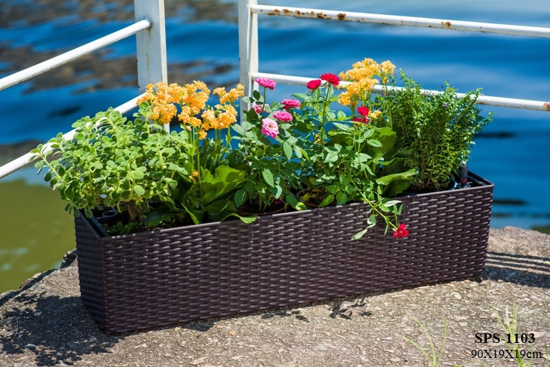 Planter Box polypropylene
