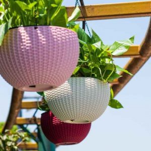 Outdoor Planters For Trees Hanging SPS-1106