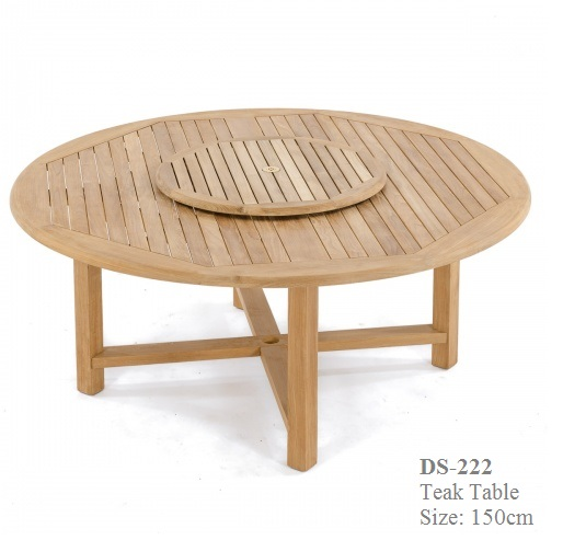 8seater round dining-table-set