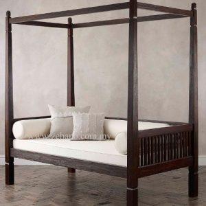 Royal Poster Resort Teak Day Bed LS-308