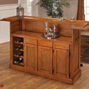 Teak Bar Cabinets Custom Make
