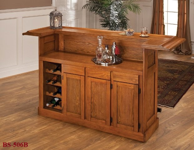Teak Bar Cabinets Custom Make