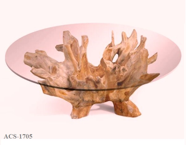 Teak Root Coffee Tables ACS-1705