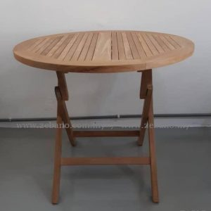 Teak Wood Folding Table