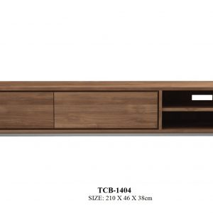 Custom Make Teak Tv Cupboards TCB-1404