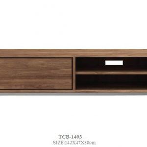 Modern Teak Tv Cabinet TCB-1403