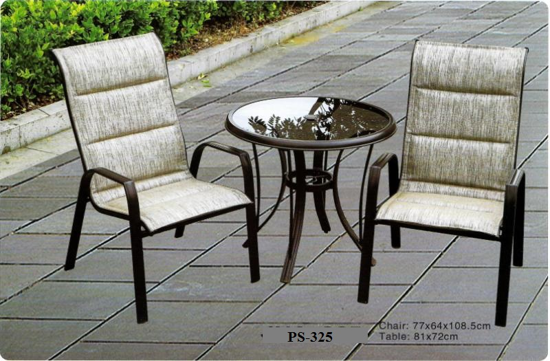 Batyline Mesh Patio Set PS-325