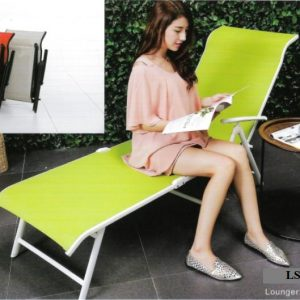 Foldable Deck Lounge Chair LS-074