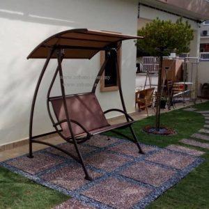 Outdoor Garden Double Swing SHS 291 (2)
